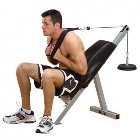 Powerline Bauchmuskeltrainer (PAB21X)