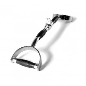 Jordan lat pull down bar 62cm, angled (JTMBU-10)