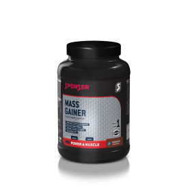 Sponser All in 1 Pro Power Mass Gainer 1200g Dose