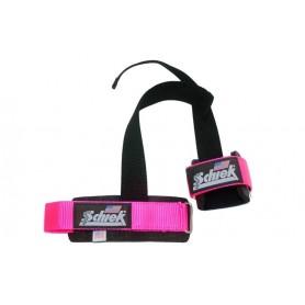 Schiek Deluxe Pull Strap pink 1000-PLS