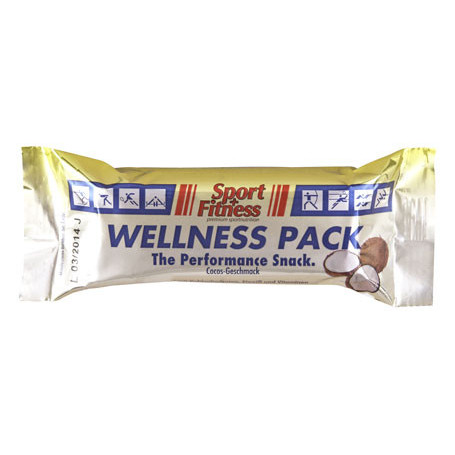Weider Wellness Pack Riegel  24 x 35g