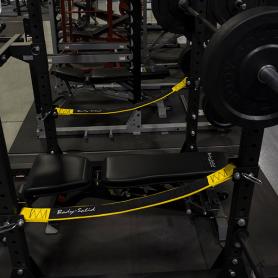 Body Solid Sicherheitsgurte zu Power Rack SPR1000 (SPRSS)