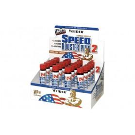 Weider Speed Booster Plus 2 20x25ml Ampullen