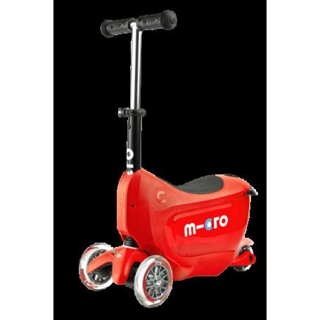 Mini Micro Mini2Go Deluxe Rot (MMD018)