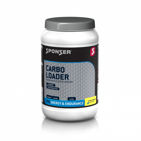 Sponser Carbo Loader 1200g Dose