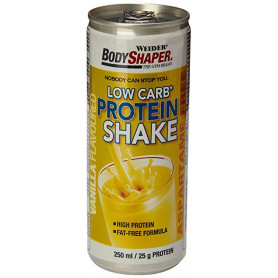 Weider Low Carb Protein Shake 24 x 250ml