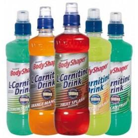 Weider L-Carnitine Fitness Drink 24 x 500ml