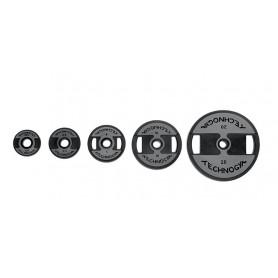 TechnoGym weight plates urethane 51mm