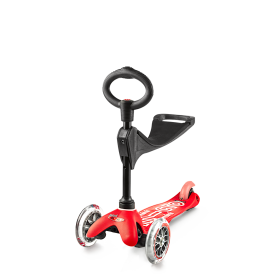 Mini Micro 3in1 Deluxe Red (MMD015)