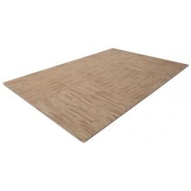 Finnlo Puzzle floor protection mats in wood design (99997)