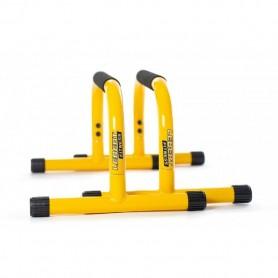 Lebert Fitness Parallettes yellow