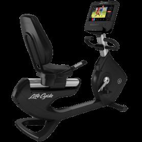 Life Fitness Platinum Club Series Discover SE3HD Liegeergometer