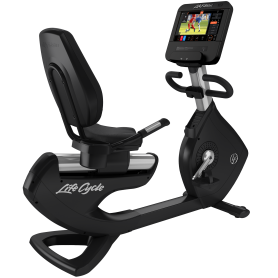 Life Fitness Platinum Club Series Discover SE3HD Recumbent Ergometer