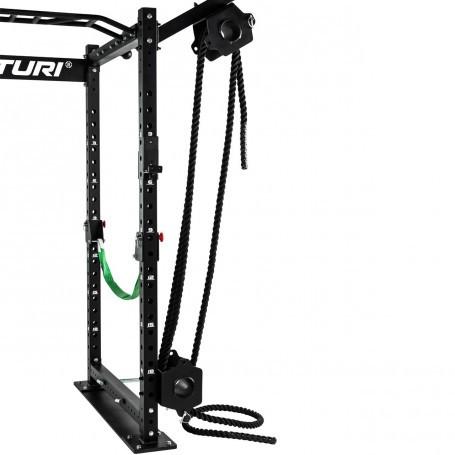 Option zu Tunturi Cross Fit Rack RC20: Rope Trainer