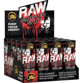 All Stars Raw Booster Shot 16 x 60ml