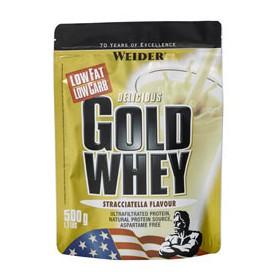 Weider Gold Whey Protein 500g bag