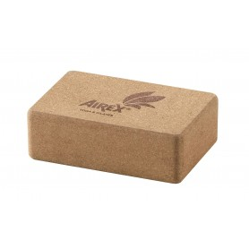 Airex Yoga Cork Block