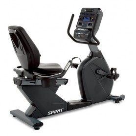 Spirit Fitness Commercial CR900LED Recumbent Ergometer