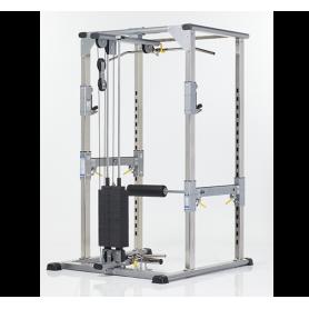 Option zu Power Rack CPR-265: TuffStuff Lat-/Ruderzug-Station 90kg GM