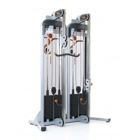 Teca Total Body - Double traction tower (SP750C)