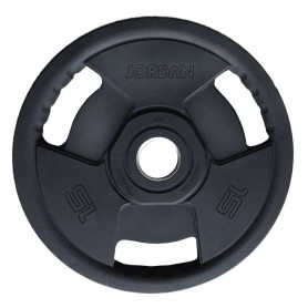 Jordan weight plates 51mm, rubberized (JTOPR2)
