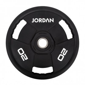 Disques de poids Jordan Premium Urethane 51mm (JTOPU2)