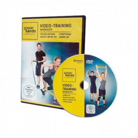 Lets Bands Powerbands Workout DVD