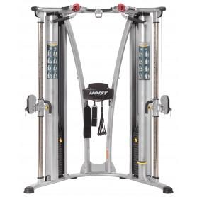 Entraîneur fonctionnel à double poulie Hoist Fitness (HD-3000)