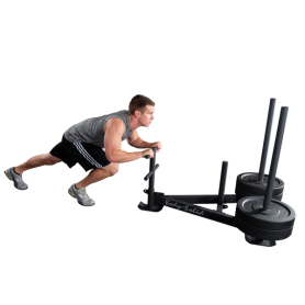 Body Solid Gewichtsschlitten (GWS100)