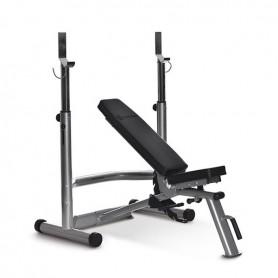 Horizon Fitness Adonis Plus Trainingsbank & Hantelablage