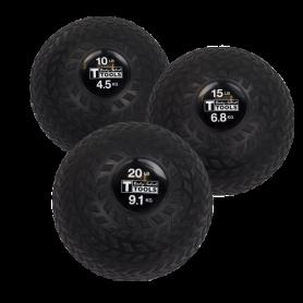 Body Solid Premium Tire Tread Slam Ball (BSTTT)