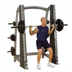 Body Solid PRO Club Line - Multipresse mit Gegengewicht (SCB1000