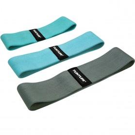 Tunturi Textil Widerstandsbänder 3er-Set (14TUSYO055)