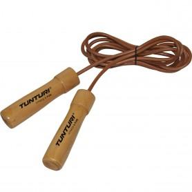 Tunturi Skipping Rope Leather Pro (14TUSFU166)
