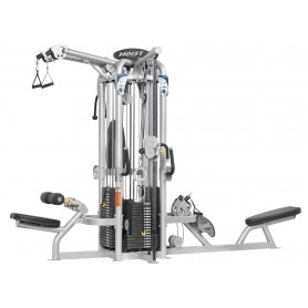 Hoist Fitness 4-Station Tower Dual (CMJ-6000-1D)