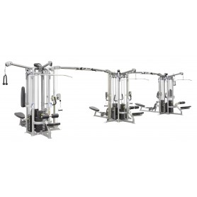 Hoist Fitness 14-Stationen-Turm (CMJ-6000-3)