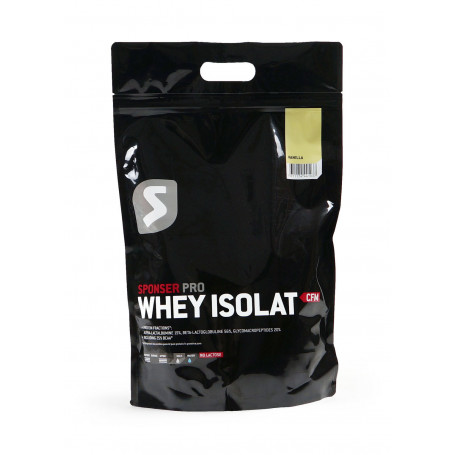 Sponser Whey Isolate 94 in 2000g Beutel