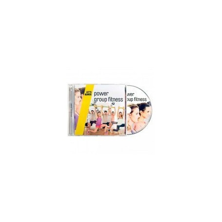 Lets Bands Powerbands Group Fitness Music CD