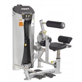 Hoist Fitness back/abdomen (HD-3600)