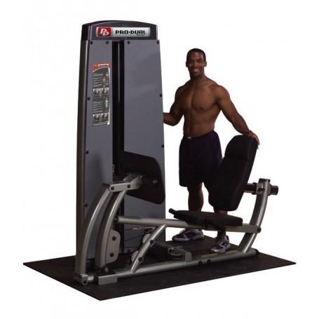 Body Solid Club Line - Leg Press/Calf Extension (DCLP-SF)