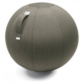 VLUV AQVA Outdoor Sitzball, Dark Smoke