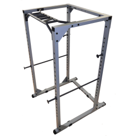 Steelflex Commercial Power Rack mit Monkey Bar (GPR380)