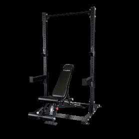 Ensemble de demi-rack commercial Body Solid (SPR500P2)