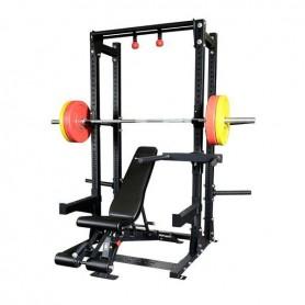 Kit de demi-rack étendu Body Solid Commercial (SPR500BACKP4)