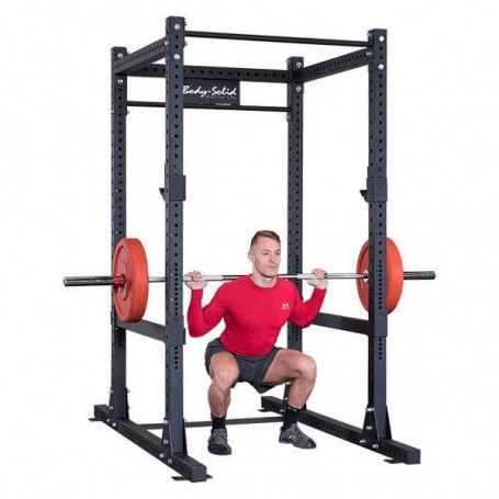 Body Solid Commercial Power Rack (SPR1000)