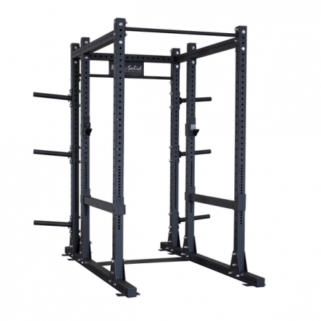 Body Solid Commercial Power Rack Extended (SPR1000BACK)