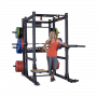 Body Solid Commercial Power Rack Extended Package (SPR1000BACK4)