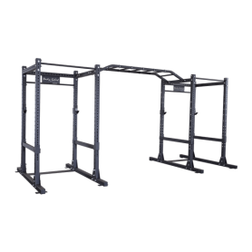 Double Power Rack commercial de Body Solid (SPR1000DB)