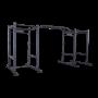 Body Solid Commercial Doppel Power Rack (SPR1000DB)