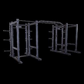 Body Solid Commercial Double Power Rack étendu (SPR1000DBBACK)